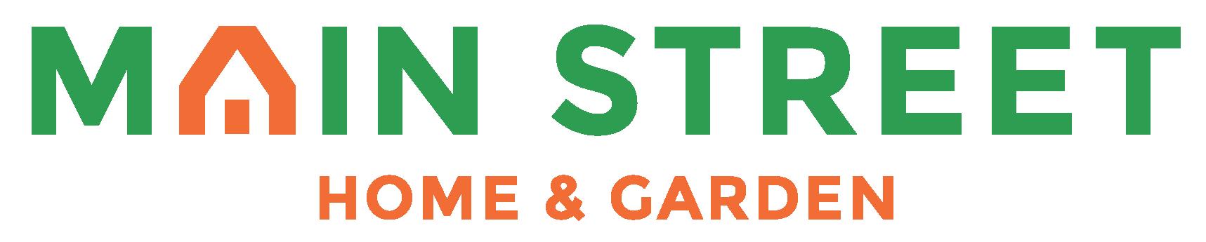 Main Street Home & Garden Logo
